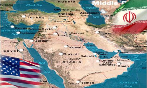 ايران و بازگشت ايالات متحده به غرب آسيا